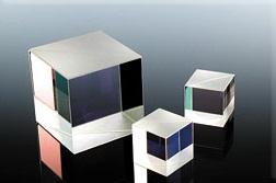 Laser Line Non-Polarizing Cube Beamsplitters (NPB)